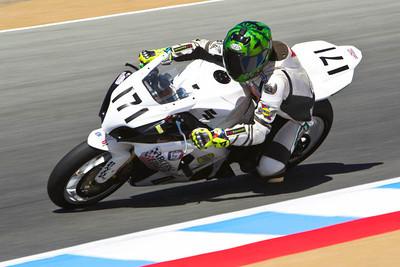 AMA superbike rider Ivan Sala