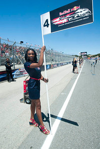Red Bull USGP grid girls