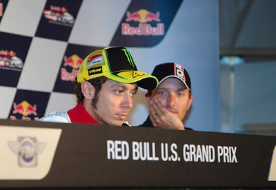 Serious questions for Valentino about Ducati