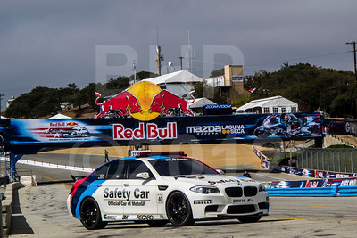 Wednesday setup for the 2012 Red Bull USGP MotoGP at Mazda Raceway Laguna Seca