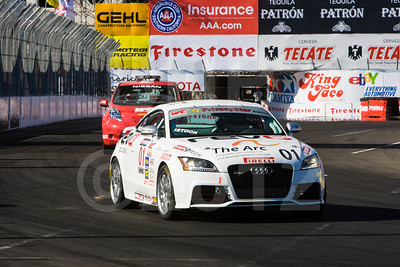 Pirelli World Challenge race