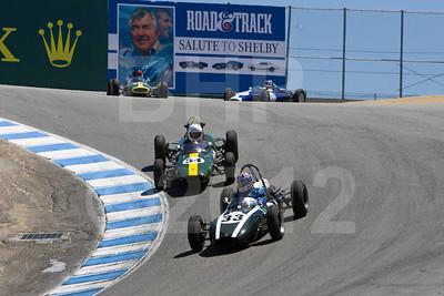 Rolex Monterey Motorsports Reunion Sunday Group 2B