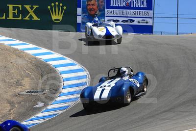 Rolex Monterey Motorsports Reunion Sunday Group 3B
