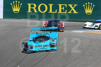Rolex Monterey Motorsports Reunion Sunday Group 6B