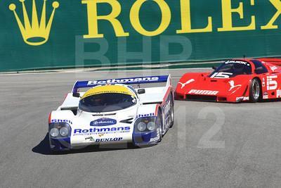 Rolex Monterey Motorsports Reunion Sunday Group 6B