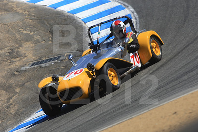 2012 Rolex Monterey Motorsports Reunion at Mazda Raceway Group 4A Saturday