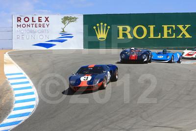 Rolex Monterey Motorsports Reunion at Mazda Raceway Laguna Seca; monterey; reunion; laguna seca; Group 5A;saturday