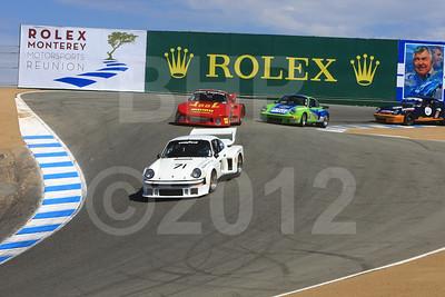Rolex Monterey Motorsports Reunion at Mazda Raceway Group 6A
