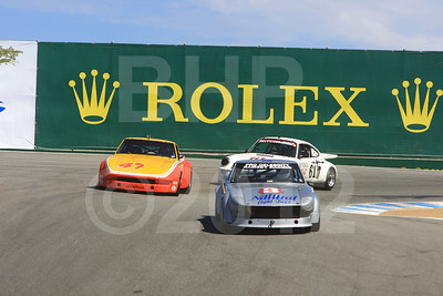 Rolex Monterey Motorsports Reunion at Mazda Raceway Group 6A