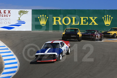 Rolex Monterey Motorsports Reunion at Mazda Raceway Group 9A Saturday