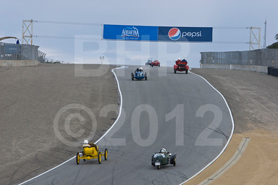 Rolex Monterey Motorsports Reunion at Mazda Raceway Group 1A
