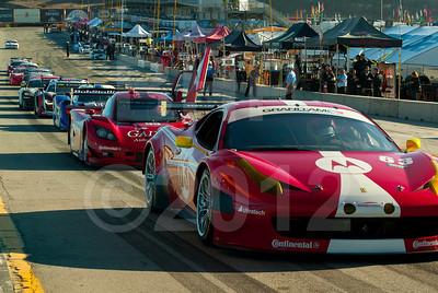 #63 Alessandro Balzan and Olivier Berretta Scuderia Corsa Ferrari 458