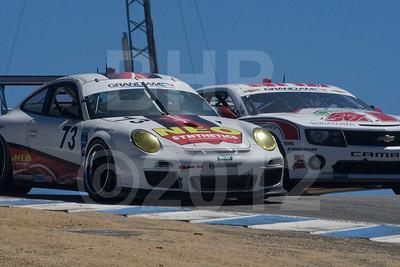 #73 Eric Foss, Patrick Lindsey: Horton Autosport Porsche GT3