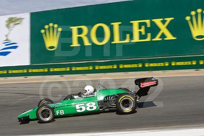 Rolex Monterey Motorsports Reunion at Mazda Raceway Group 8A Saturday