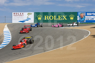 Rolex Monterey Motorsports Reunion at Mazda Raceway Group 8A Saturday