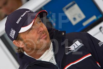 BMW driver Bill Auberlen