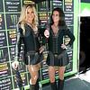 Monster Yamaha paddock girls