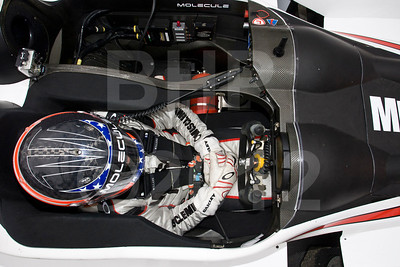 #5 Muscle Milk Pickett Racing Oreca FLM09: Mike Guasch, Memo Gidley