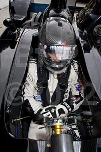 #95 Level 5 Motorsports HPD ARX-03b HPD: Scott Tucker, Luis Diaz