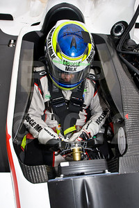#6 Muscle Milk Pickett Racing HPD ARX-03a HPD: Lucas Luhr, Klaus Graf