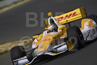 Ryan Hunter-Reay Andretti Autosport Chevrolet
