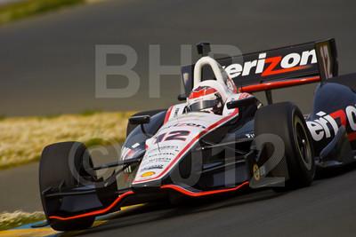 Will Power Team Penske Chevrolet