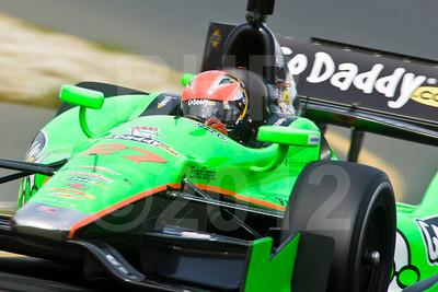 James Hinchcliffe Andretti Autosport