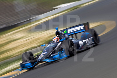 Rubens Barrichello KV Racing Technology Chevrolet