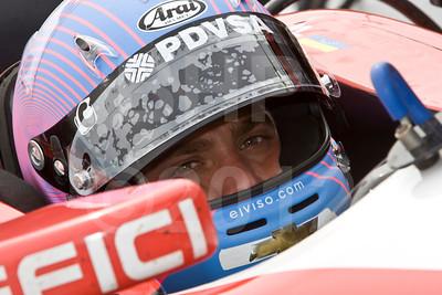 E.J. Viso KV Racing Technology Chevrolet