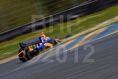 Charlie Kimball Chip Ganassi Racing Honda