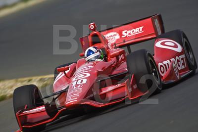 Dario Franchitti Target Chip Ganassi Racing Honda