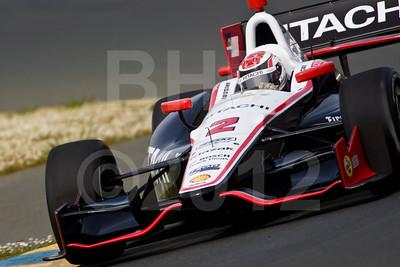 Ryan Briscoe Team Penske Chevrolet