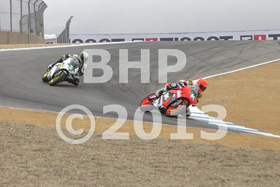 Electric E-Bike 2013 MotoGP Mazda Raceway Laguna Seca