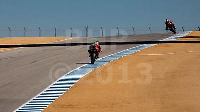 FIM Superbike World Championship at Mazda Raceway Laguna Seca