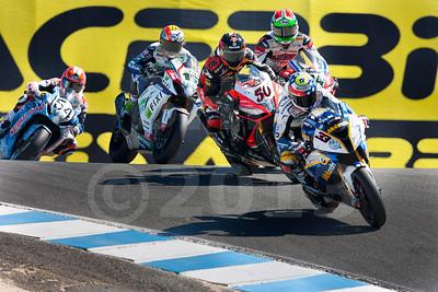 2011 eni FIM Superbike World Championship Mazda Raceway Laguna Seca