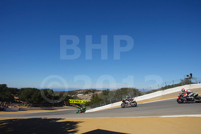 FIM Superbike World Championship at Mazda Raceway Laguna Seca