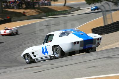 Steven Cole #44 1963 Corvette SWC