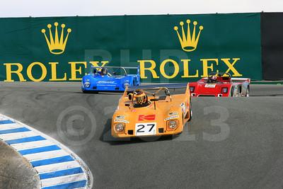 2013 Rolex Monterey Motorsports Reunion and Pre-Reunion