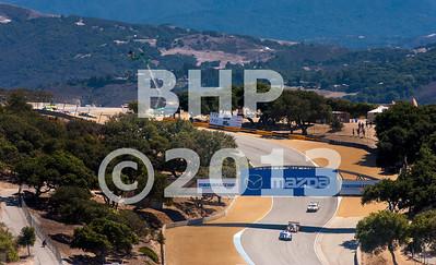 2013 Continental Tire Sports Car Festival at Mazda Raceway Laguna Seca