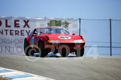 2014 Rolex Monterey Motorsports Reunion at Mazda Raceway Laguna Seca