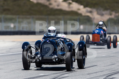 1B  38 Peter Mullin, Los Angeles CA. USA	1938 Talbot T26SS 90203	Blue	5, Raced at Leman 1939 by Helde and various Europen Races 1946 and 1952 1927 -1951 racing Cars Rolex Monterey Motorsports Reunion Photo by Ken Weisenberger