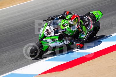 2015 eni Superbike World Championship at Mazda Raceway Laguna Seca