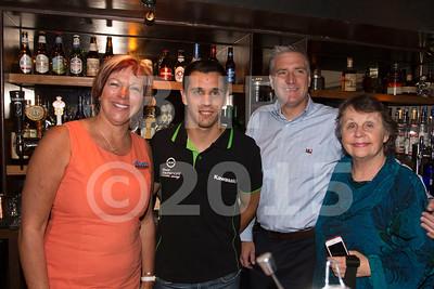 2015 eni FIM Superbike World Championship media day at Taverna Aventine