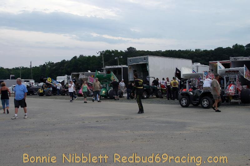 June 18, 2011 Redbud's Pit Shots Delaware International Speedway