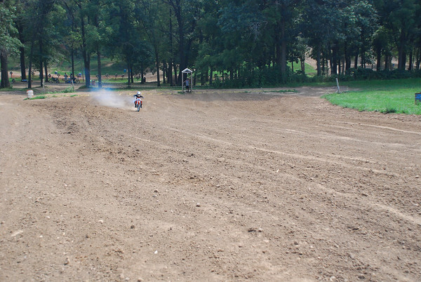 KTM 65 Practice