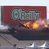 IRL LVMS crash turn 2 10-16-2011