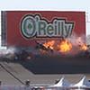 IRL LVMS crash turn 2 10-16-2011
