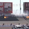 IRL LVMS crash turn 2 10-16-2011 Lap 13