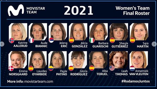 MovistarWomen2021