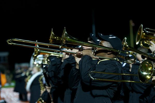 Raider Band at Springdale